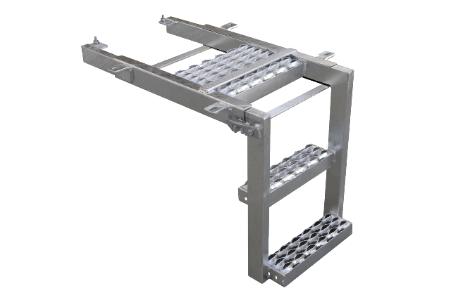Betere Inschuifbare trap - 2450-3450 - Transport Load Systems XN-27